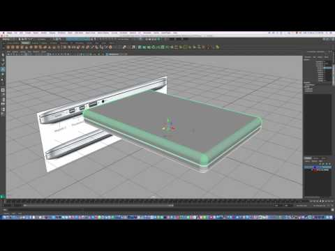 TUTORIAL LAPTOP MACBOOK PRO 3D