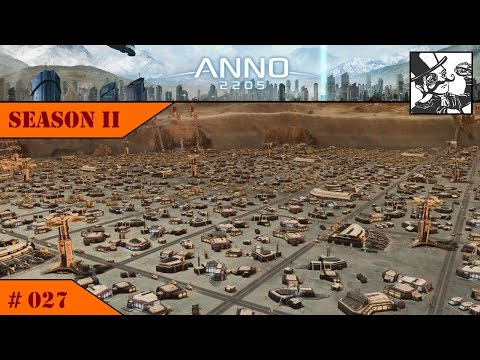 Anno 2205: SII #027 The big Moon Expansion! And some Tundra and Invasions...