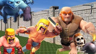 The BMG Raid Strategy- Clash of Clans