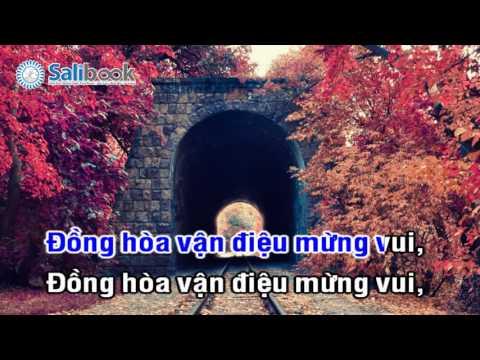 [Karaoke Thánh Ca HTTL-VN] 054 - Phước Cho Nhân Loại - Salibook