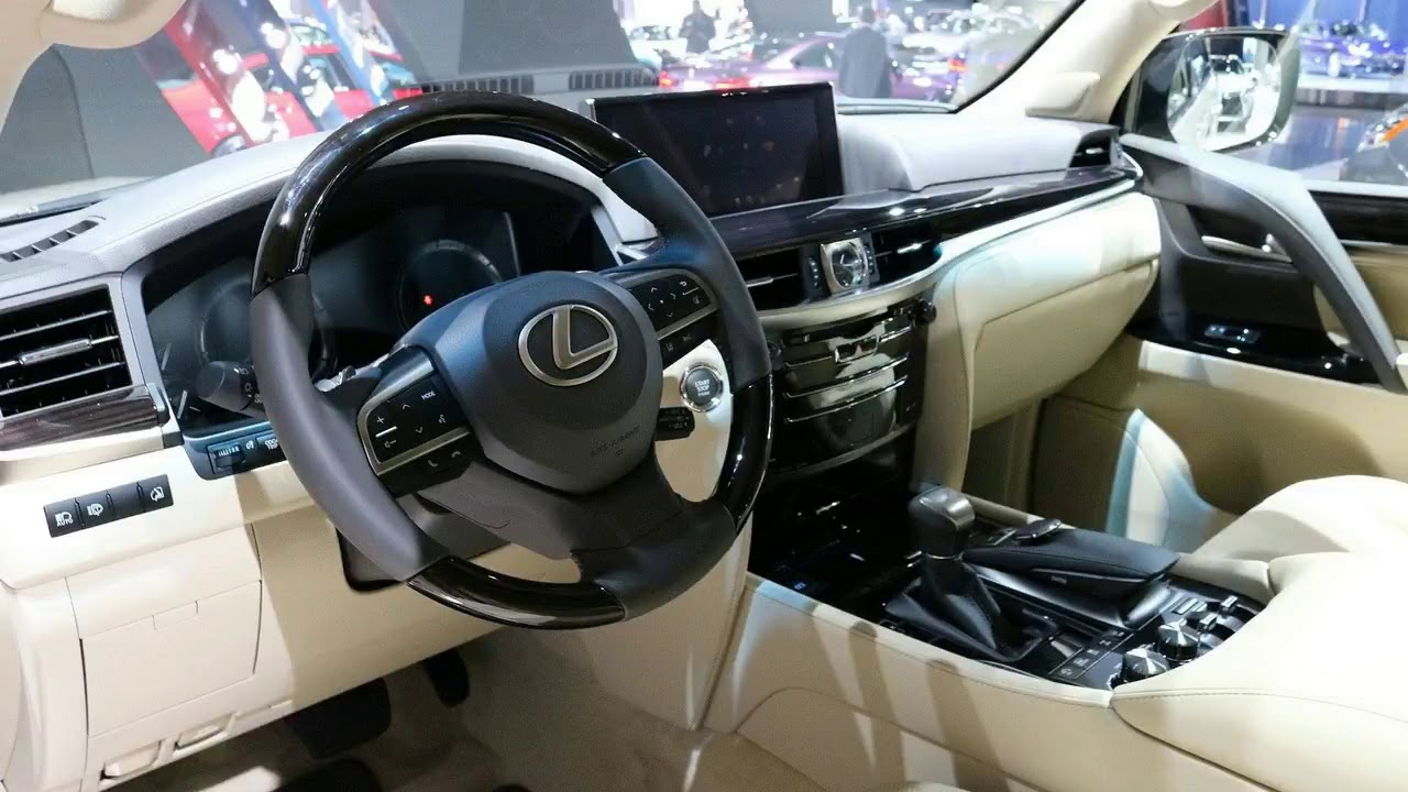 Amazing 2018 New Lexus Lx 570 Price Review And Redesign