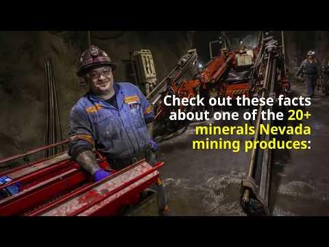 Nevada Mining in 60 Seconds: Lithium