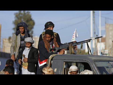 مقتل عشرات الحوثيين بينهم قيادات بغارات للتحالف شرقي صنعاء  - نشر قبل 28 دقيقة