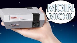 Moin Michi - Folge 5 - Zu faul für echte Retro-Spiele