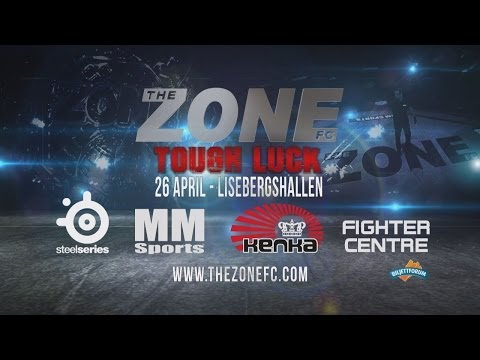 The Zone FC 13 - Tough Luck! Official Trailer