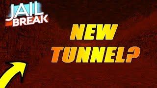 ROBLOX JAILBREAK NEW SECRET TUNNEL GLITCH! (Roblox Jailbreak)