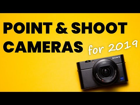 Best Point and Shoot Cameras (July 2017) Buyer's Guide