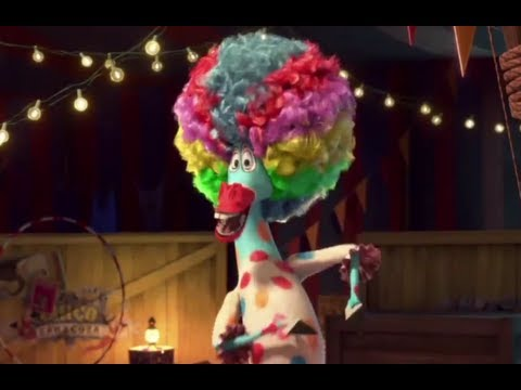 Madagascar 3 Europe's Most Wanted - Official Afro Circus Dance Scene