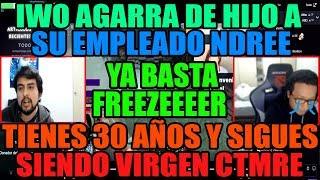 IWO AGARRA DE HIJO A NDREE | TIENES 30 Y ERES V1RG3N