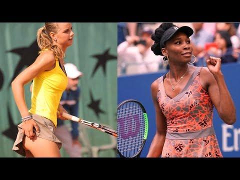 Venus Williams vs Arantxa Rus FED CUP R2 2018 Best HD HIGHLIGHTS