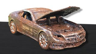 Restoration Abandoned Toy Car - Mercedes - Benz SL65 AMG