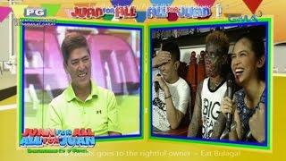 eat bulaga sugod bahay november 8 2016 full episode aldubfromhoneymoon