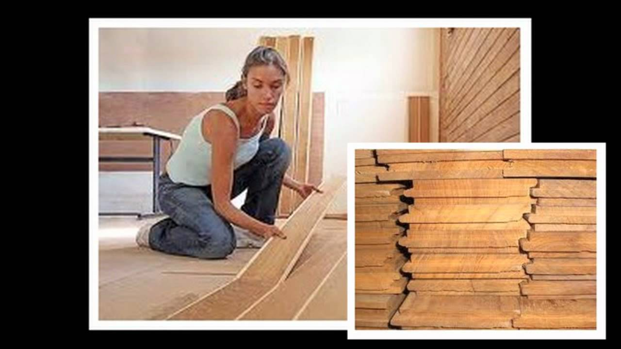 - Installing Laminate Wood Floors - YouTube