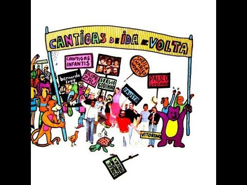 Sérgio Godinho /Fausto /Vitorino /Sheila Charlesworth - Cantigas De Ida E Volta (ALBUM STREAM)