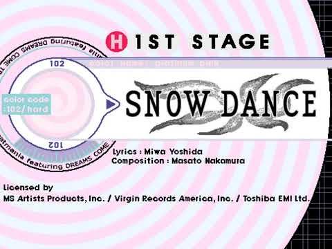 [beatmania featuring Dreams Come True] SNOW DANCE