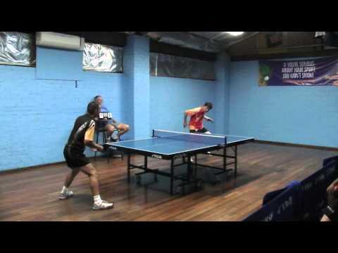 WA Grand Prix 2014 Final: Alvin Jiang vs Craig Campbell !! (1/4)