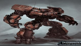 Transformers The game Mods Warpath