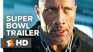 Hobbs & Shaw Super Bowl Trailer (2019) | Movieclips Trailers