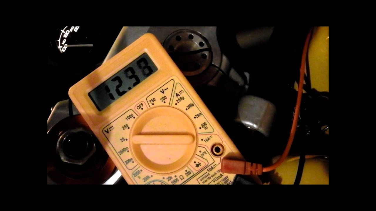 Part 2 Fixing Ducati 748 Charging Issue Youtube 1999 996 Electrical Wiring Diagram