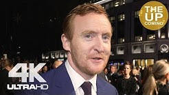 Tony Curran - Outlaw King interview at London Film Festival premiere