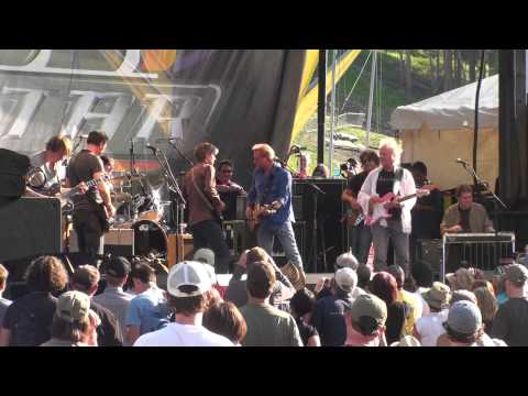 "Guitar Town All Star Jam - ""Little Wing"" Copper Mountain, CO 8-12-12 HD tripod"