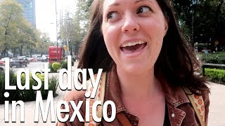 Our Last Full Day in Mexico--Harper Hurts Her Arm! :(