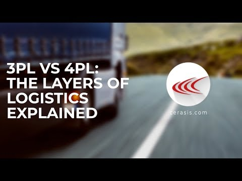 3PL vs 4PL Logistics: The Layers of Logistics Explained