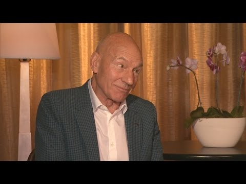 Patrick Stewart's Dramatic Reading of Taylor Swift's 'Style' Will Blow Your Mind