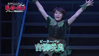 青山メインランドファンタジースペシャル ブロードウェイミュージカル 『ピーターパン』2019 PV