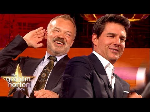 Tom Cruise Shows Off His Dance Moves | The Graham Norton Show