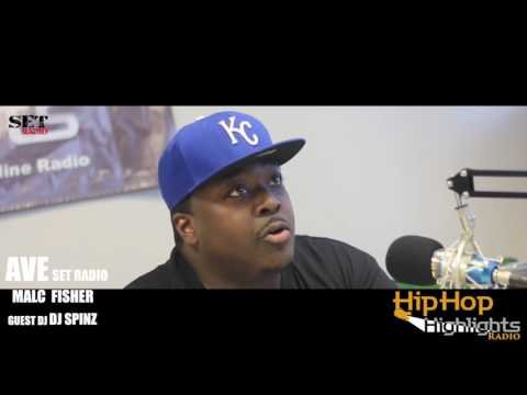 AVE INTERVIEW AT SET RADIO PART 1 - SPEAKS ON BIGG K, MURDA MOOK, URL, AND MORE