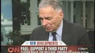 Ron Paul And Ralph Nader Together On The Situation Room
