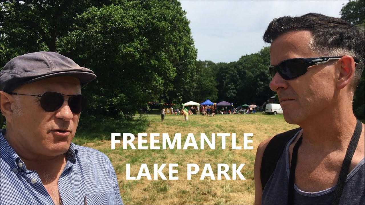 Freemantle lake park