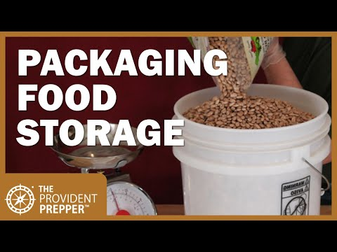 Packaging Long Term Food Storage: How to Do It Right