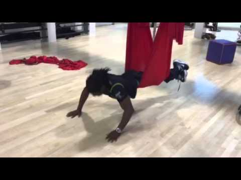 Ade Adepitan Fitness