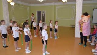 видео День здоровья в детском саду (старшая группа): сценарий