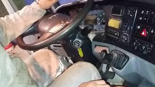 Як правильно прокачати коробку передач Мерседес Актрос 3341 АК