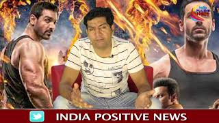 Satyameva Jayate Movie Review | John Abraham | Manoj Bajpayee | Aisha S | Milap Milan Zaveri