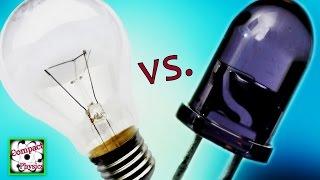Glühlampe vs. LED [Compact Physics] Thumbnail