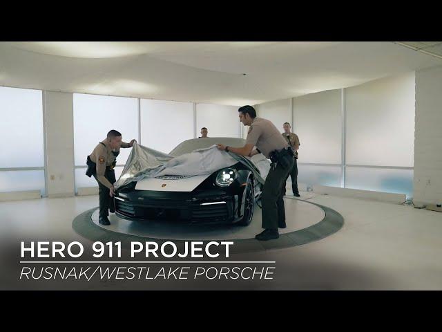 Hero 911 Project - Rusnak/Westlake Porsche