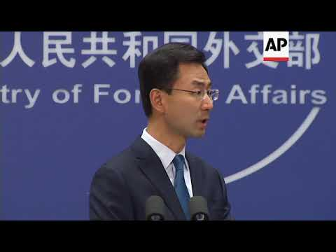"""China has """"no intention to interfere in Australia's internal affairs"""""""