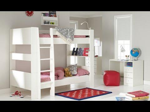 bunk bed childrens boy room ideas