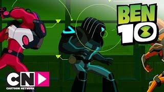 Ben 10 | Velký vlakový útěk | Cartoon Network