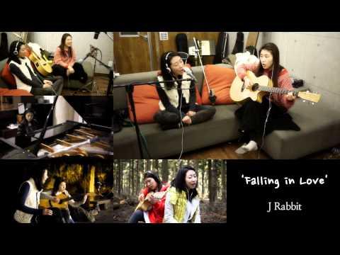 J Rabbit - Falling in love (outdoor recording)