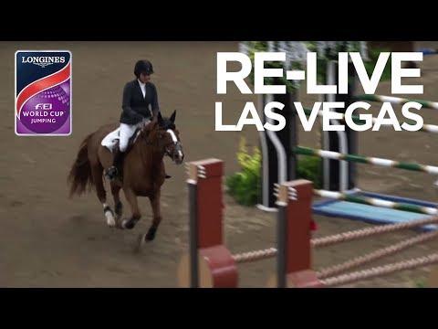 RE-LIVE | Las Vegas | Longines FEI World Cup™ Jumping 2017/18 NAL | Winning Round Jumper Classic