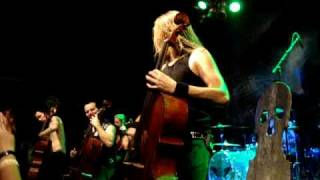 Apocalyptica - Hall of the Mountain King ( Live in St. Petersburg FL USA 10/03/2008 )