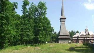 Sapanta,maramures -the Tallest Wooden Building In The World (hd).m2ts