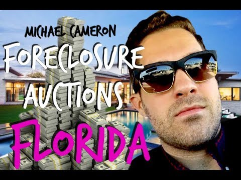 FL Foreclosure Auctions (Process and Research) - Confessions of a Young Millionaire (Mike Cameron)