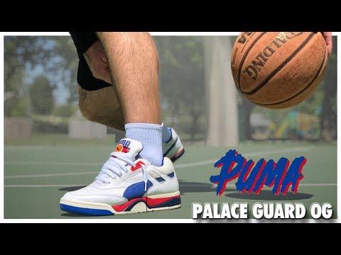 PUMA Palace Guard OG | Review - YouTube