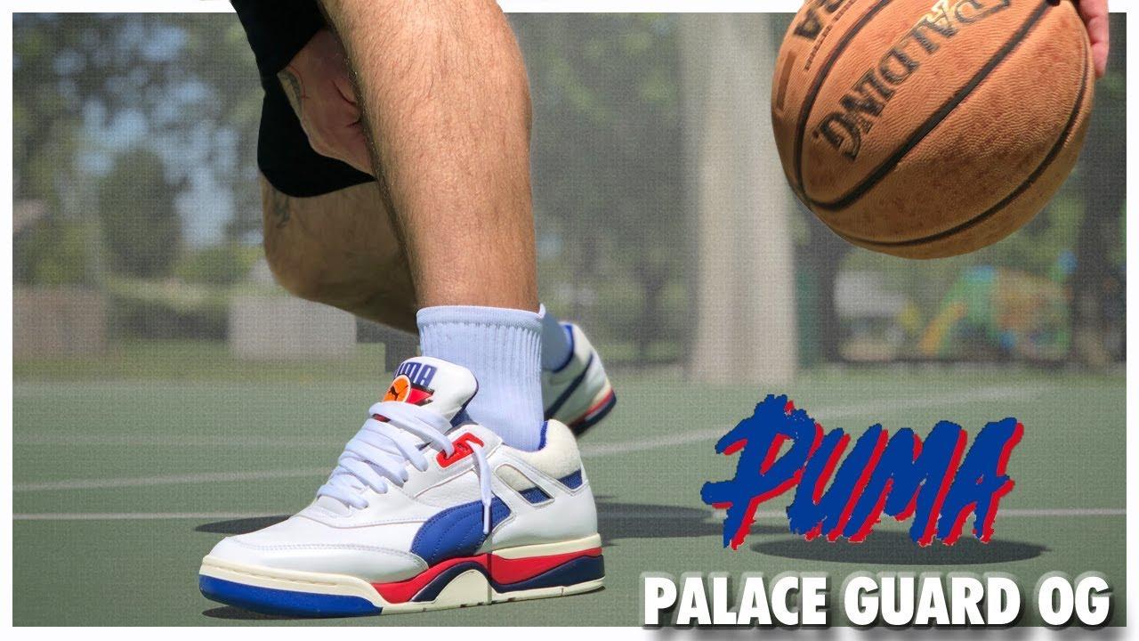 Puma Palace Guard OG | Review - WearTesters